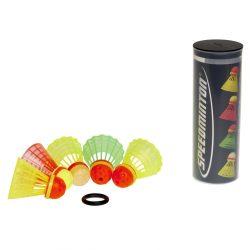 Воланы для скоростного бадминтона Speedminton® Tube Mix (5 шт.) (400206)